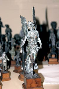 Statuetă de bronz etruscă