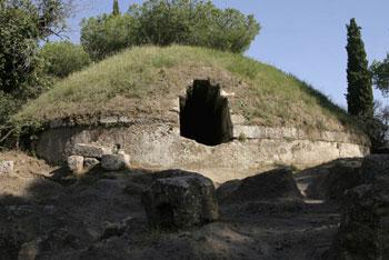 Здесь жили Этруски - дом
