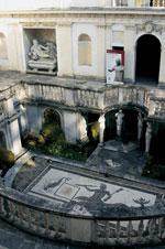 Courtyard Villa Giulia