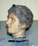 Etrusc statuetă