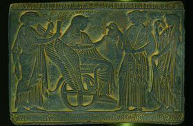 Demeter şi Triptolemos